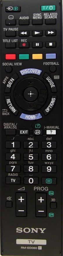 Пульт Sony RM-ED060
