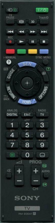 Пульт Sony RM-ED047