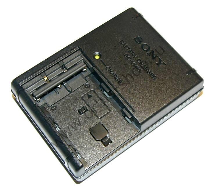 Зарядное устройство фото Sony, тип BC-VM10