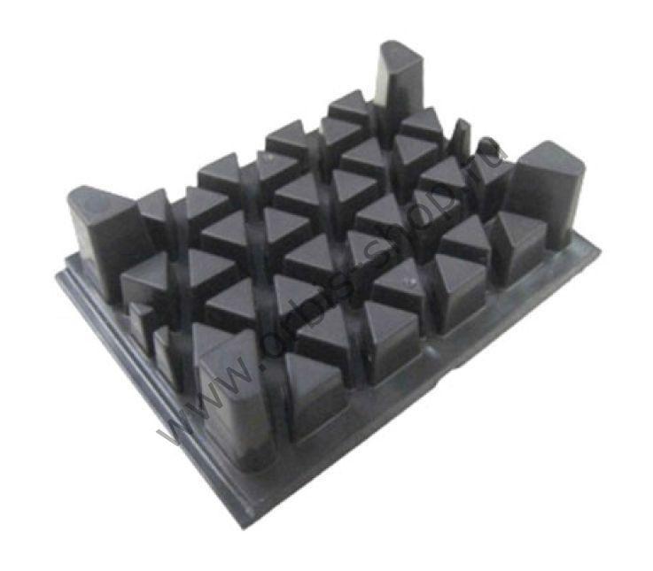 Проталкиватель для решетки-кубикорезки Philips, треугольный