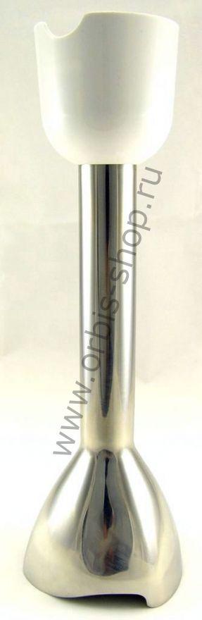 Насадка-нога для блендера Philips, белая, металл